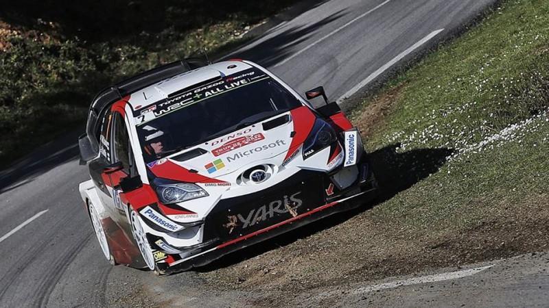 Latvala kļūst par jauno Spānijas WRC rallija līderi