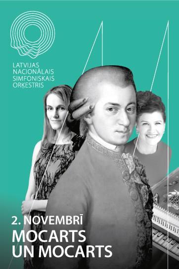 """Ar Mocarta skaņdarbiem aizsākas LNSO koncertcikls """"Meistari un meistardarbi"""""""