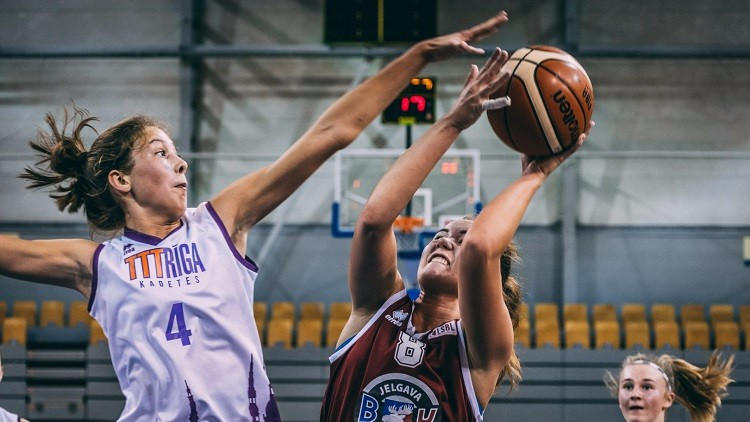 "Rimšai un Kotelei dvīņu ""double-double"", Daugavpils uzvar Rīgā"