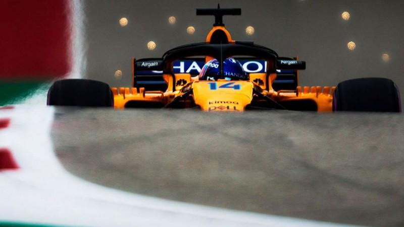"""""""McLaren"""" jauno F1 mašīnu gatavo pēc """"Red Bull"""" parauga"""