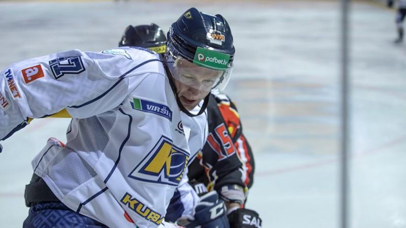Janvārī par labāko spēlētāju Latvijas čempionātā tiek atzīts Cipulis