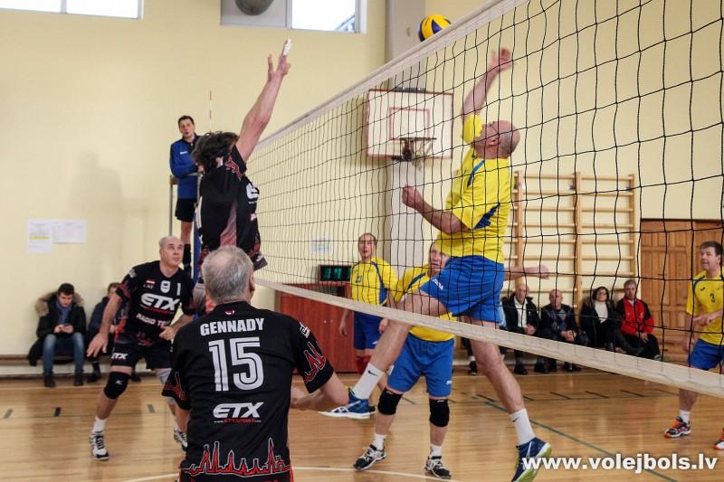 Latvijas senioru čempionāts sāksies 8. decembrī Talsos