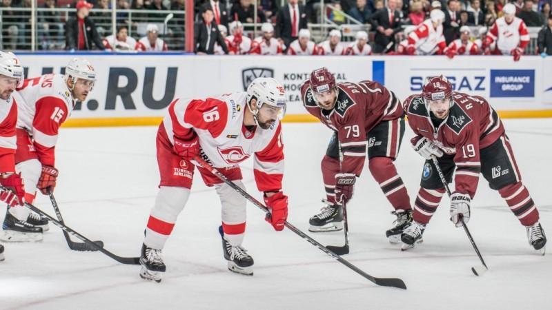 ''Dinamo'' nepieciešama uzvara pret ''Spartak'', lai atgrieztos play-off zonā