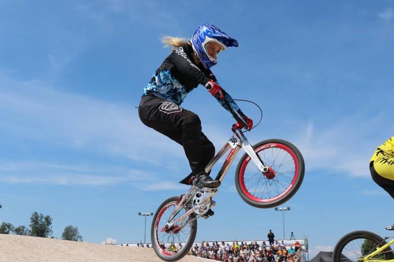 BMX braucēja Buldinska treniņā lauž atslēgas kaulu, cer atlabt līdz Eiropas čempionātam
