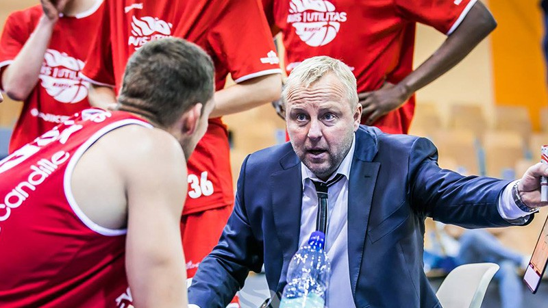 Latvijas - Igaunijas līgā otrā treneru maiņa: Rapla atbrīvo Kūsmā