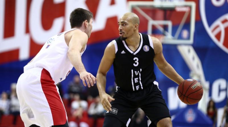 Maskavas grands CSKA sāk vareni un mājās sakauj Rīgas VEF