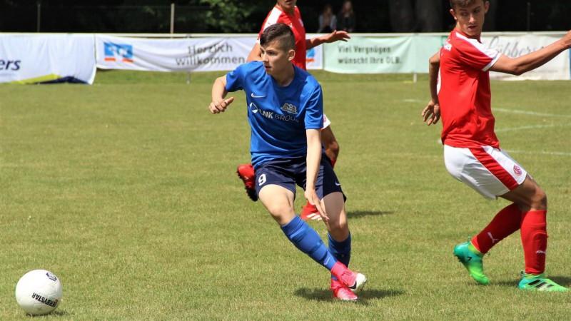 """16 gadus vecais Gļebs Cvetkovs pievienojies """"Ascoli"""" sistēmai"""