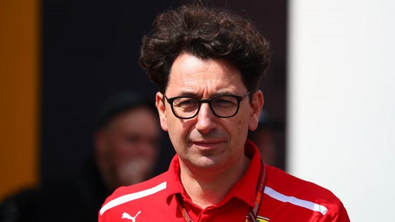 """Andersons: """"Iecelt Binotto par """"Ferrari"""" vadītāji bija kļūda"""""""
