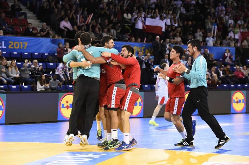 Pasaules čempionātā pārsteidz arī Čīles handbolisti