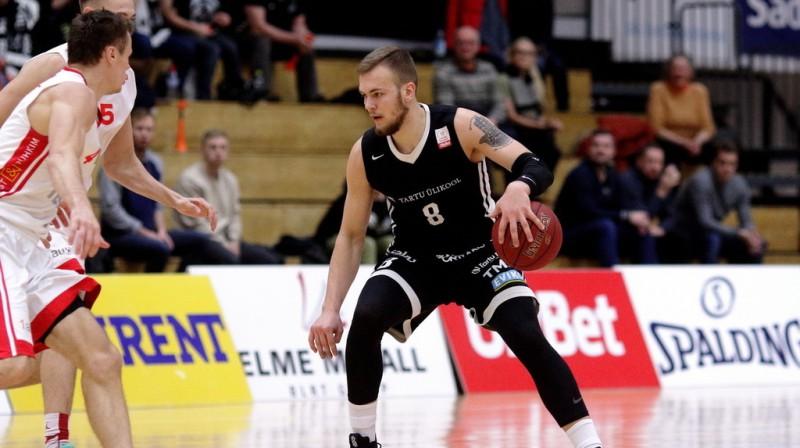 VEF viesosies pie Tartu lietuviešiem, valmieriešiem cīņa pret Igaunijas čempioniem