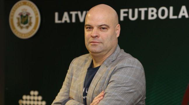 Jauniešu futbola izlasēm piesaistīts čehu speciālists Dovalils