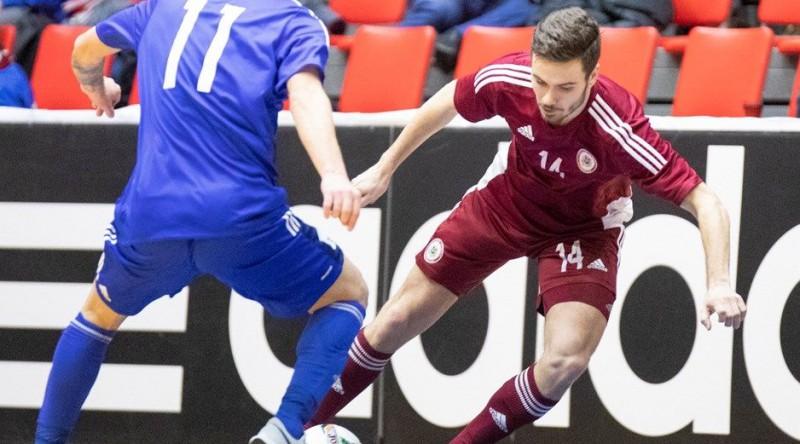 Telpu futbola izlasei jāuzvar Gibraltārs, tiešraide Sportacentrs.com TV