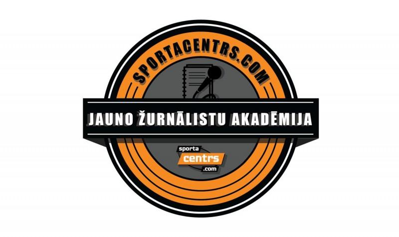 """Izsludināta pieteikšanās """"Sportacentrs.com Jauno žurnālistu akadēmijai"""""""