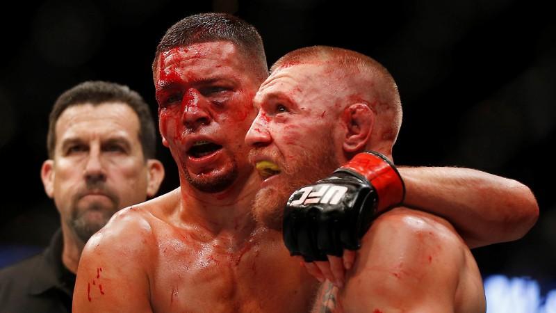 Brāļi Diazi, Konors Makgregors un Andersons Silva vienā cīņu šovā?