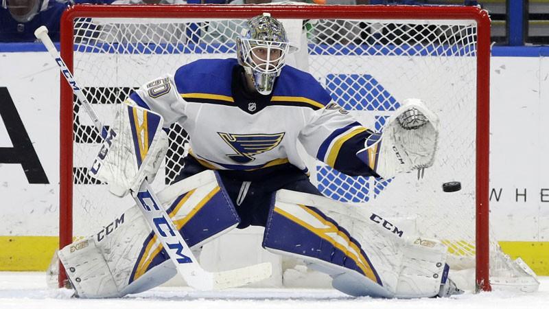 NHL debitants Biningtons atzīts par nedēļas pirmo zvaigzni