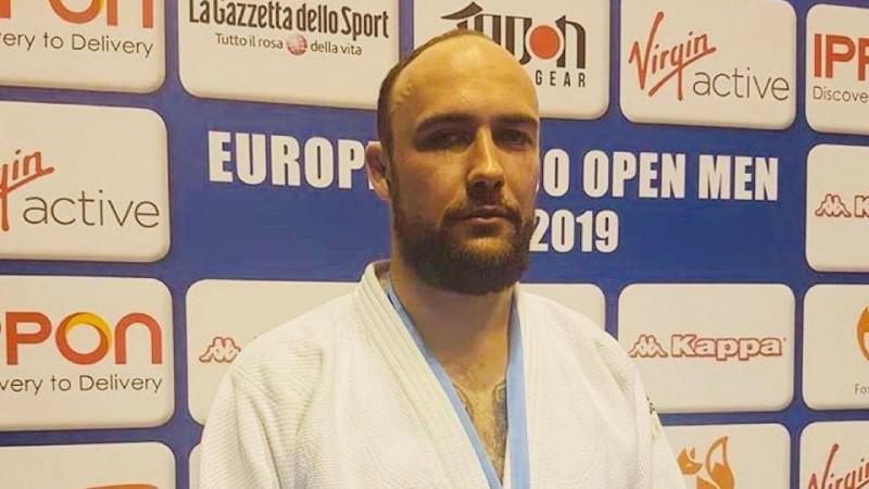 """Džudists Borodavko uzvar vienā """"Grand Slam"""" posma cīņā"""
