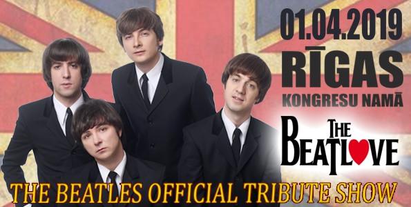 """Pirmdien notiks vienīgais """"The BeatLove"""" koncerts Baltijā"""