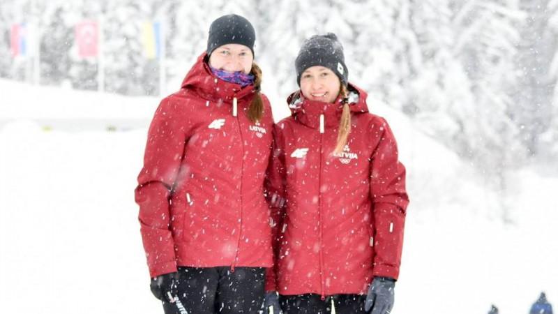 Sanita Buliņa pārsteidz un izcīna 38. vietu Eiropas junioru čempionāta sprintā
