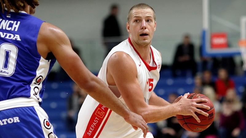 Par Latvijas-Igaunijas līgas februāra MVP nosaukts Rādiks