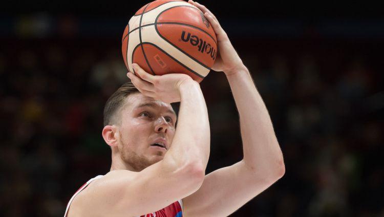"""Dairis Bertāns piedzīvo NBA debiju """"Pelicans"""" sastāvā"""