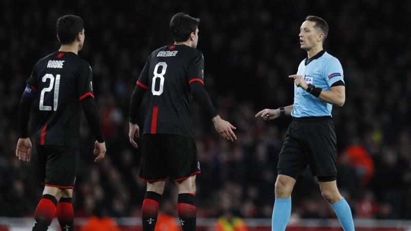 """Francijas """"Rennes"""" pēc izstāšanās no Eiropas līgas kritizē Treimaņa brigādi"""