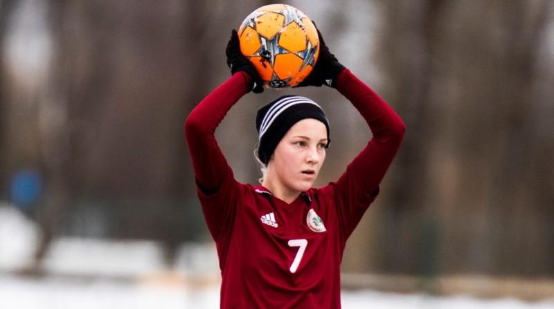 Latvijas sieviešu izlase nosauc sastāvu gaidāmajām pārbaudes spēlēm pret Baltkrieviju