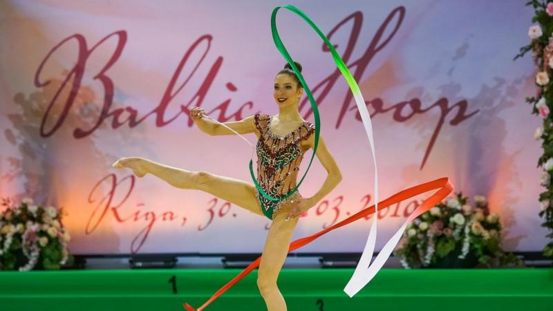 Naturalizētā Polstjanaja izcīna vairākas vietas Eiropas čempionāta divdesmitniekā