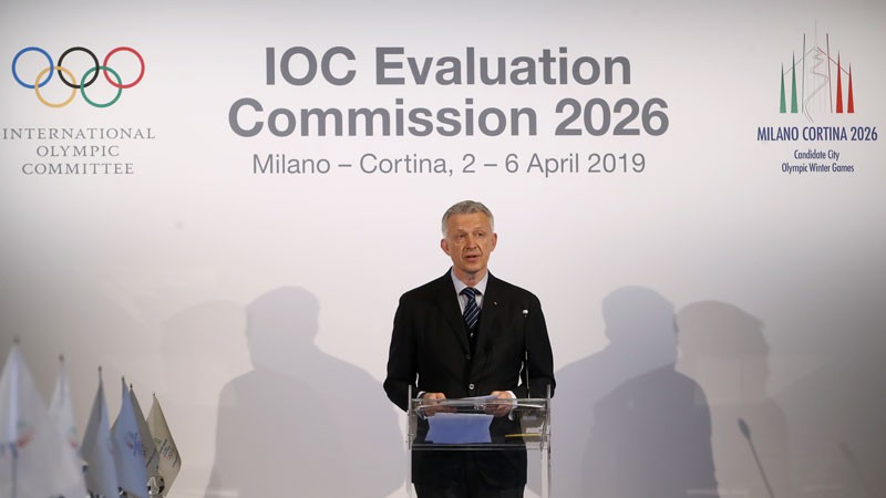 Itālijas valdība nodrošina garantijas 2026. gada ziemas OS kandidatūrai