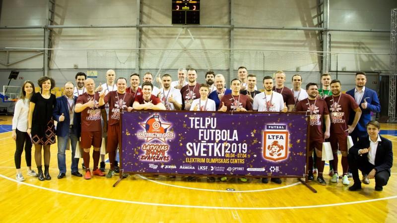 Bārtulis un Verpakovskis iesit, Latvijas sporta Zvaigžņu spēle beidzas neizšķirti