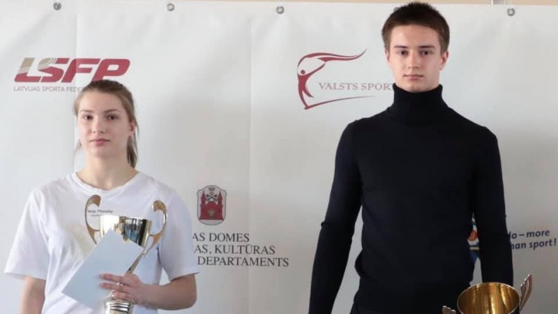 Džudiste Sokirjanska izcīna devīto vietu Eiropas kadetu kausa posmā