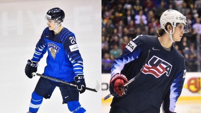 NHL drafts - Hjūza un Kako duelis, un vai dzirdēsim kāda latvieša vārdu?