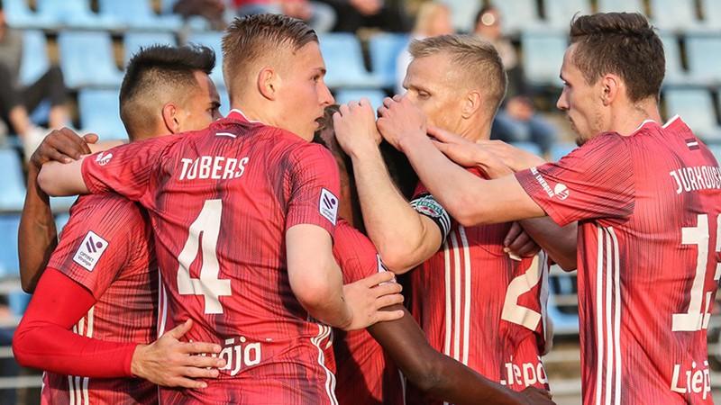 ''Ventspilij'' un ''Liepājai'', pārvarot otro kārtu EL, iespēja tikties ar PSV un ''Feyenoord''
