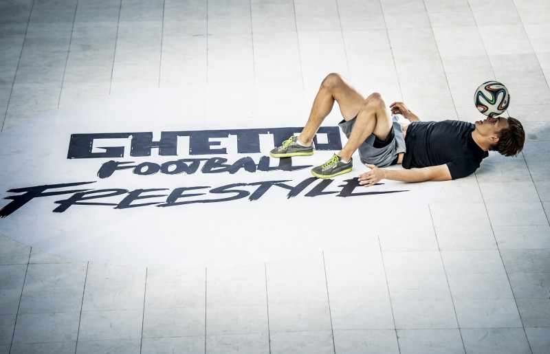 """3. jūlijā Rīgā notiks starptautiskās futbola frīstaila sacensības """"Ghetto Nextball"""""""
