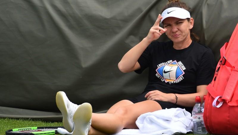 Sieviešu turnīrā pusfinālu diena, Ostapenko jaukto dubultspēļu ceturtdaļfināls