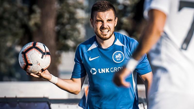 """""""Metta"""" atgriežas Daugavas stadionā, RFS Ikaunieka debijā spēlē neizšķirti"""