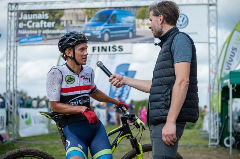 """Muižniekam 12. uzvara pēc kārtas Latvijas lielākajos MTB maratonos; """"DTG – MySport"""" panākumi turpinās Cēsīs"""