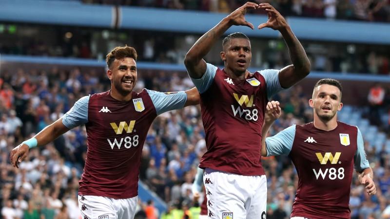 """""""Aston Villa"""" premjerlīgā izcīna pirmo uzvaru vairāk nekā trīs gadu laikā"""