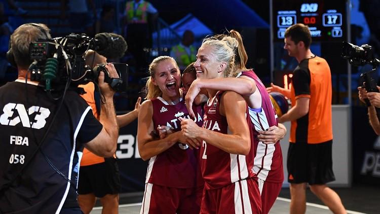 """Sieviešu 3x3 menedžeris: """"Ir idejas, lai olimpiskais sapnis paliktu dzīvs"""""""