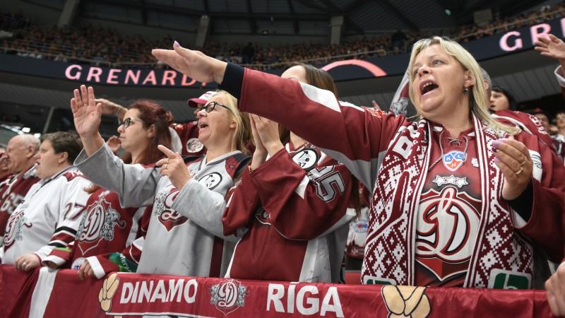 """KHL peļņas sadalē Rīgas """"Dinamo"""" iegūst ceturto lielāko kumosu"""