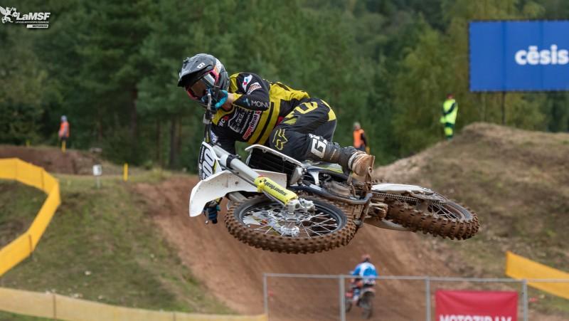 Ivanovs: ''Uz Nāciju kausu motokrosā man būs labs motocikls, tāpēc tagad nav ko pārdzīvot''