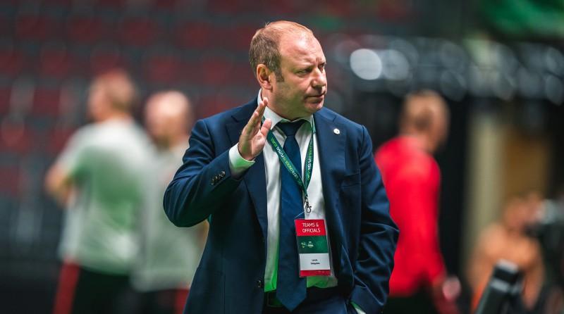 """Šketovs: """"Latvijā vairs nav nevienas profesionālas futzāla komandas, taču Eiropā ieņēmām 20. vietu"""""""