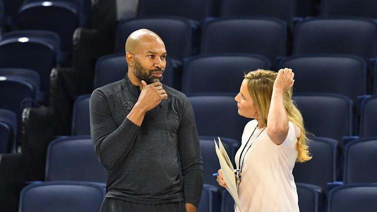 """Fišers: """"Pastāstīju spēlētājām, kā """"Knicks"""" mani atlaida"""""""