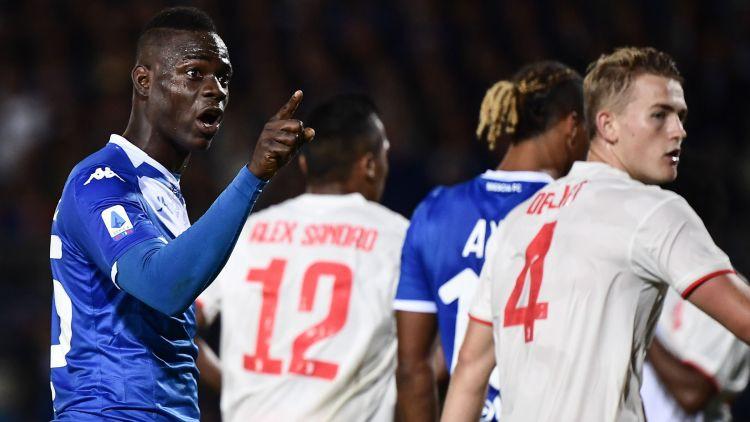 """Balotelli debija un Donnarummas vārti neliedz """"Juventus"""" kārtējo uzvaru"""