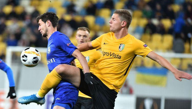 """Dubram neizšķirts pret """"Gent"""", """"United"""" neizšķirts Nīderlandē, CSKA vēlreiz zaudē"""