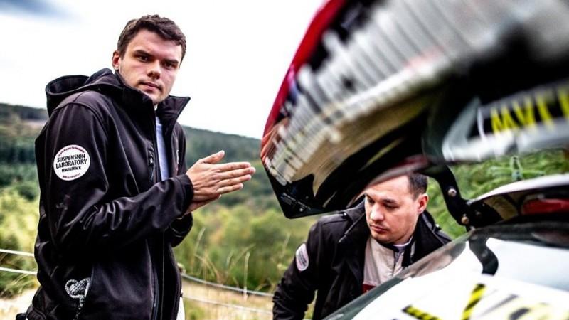 Latviešu SRT komandas pilots Grjazins testēs M-Sport rūpnīcas jauno ''Ford Fiesta R5''