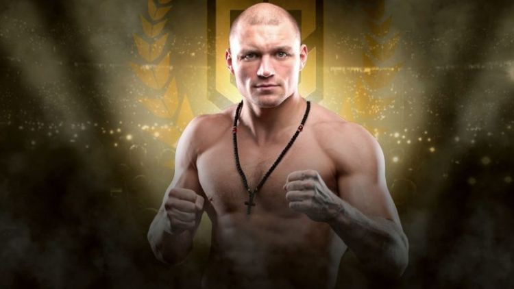 """Latvijas bokseris Bolotņiks tiek pie karjeras lielās iespējas """"Golden Contract"""" turnīrā"""