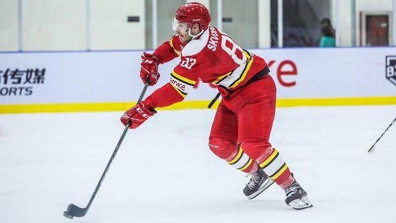 """Skvorcovs KHL atgriežas ar rezultatīvu piespēli, """"Kunlun Red Star"""" uzvar"""