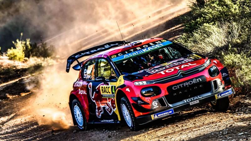 """""""Citroen"""" paziņo par aiziešanu no WRC"""