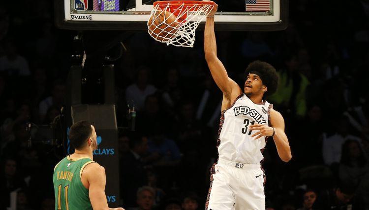 """Bruklina bez Kuruca pieveic """"Celtics"""", Porziņģis plāno piedalīties šīs nakts spēlē"""