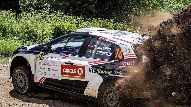 Latvijas čempions Solbergs paziņo par plānu startēt WRC